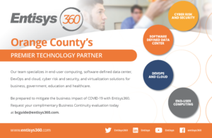 Q&A with Entisys360's Mike Strohl